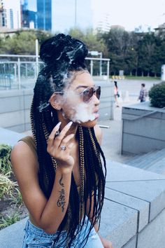 Zero Gravity Glass is your one stop online head shop, featuring a wide selection of name brand glass pipes, bongs, dab-rigs, & other legal smoking accessories. Women Smoking, Girl Smoking, Smoking Weed, Estilo Gangster, Gangster Girl, Weed Girls, 420 Girls, Fille Gangsta, High Society