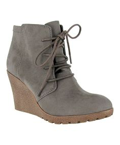 Taupe Denise Bootie
