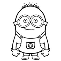 child coloring minions coloring patchwork drawings coloring