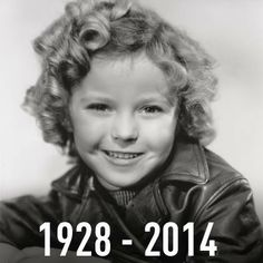 Shirley Temple Black.  She was the world's most famous child star; she went on to become a U.S. Ambassador.