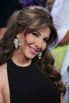 ♥ Nancy Ajram, Scrunchies, Most Beautiful Women, Cute Hairstyles, Celebrity News, Hair Beauty, Singer, Celebrities, Hair Styles