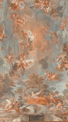 - Backgrounds and Wallpapers Angel Wallpaper, Wallpaper Backgrounds, Retro Wallpaper, Aesthetic Painting, Aesthetic Art, Aesthetic Women, Aesthetic Bedroom, Aesthetic Pictures, Aesthetic Clothes