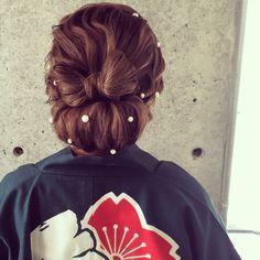 マリ 浜松祭り hair イロイロ | 浜松市にある美容室 Brillant