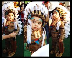 Indian Chief / Toddler Costume