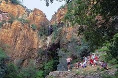 The dramatic Magaliesberg mountains offer wonderful outdoor adventure activities for the whole family in an indigenous setting where endemic flora and fauna are abundant. North West Province, Provinces Of South Africa, Adventure Activities, Travel Tours, Mountain Range, Day Tours, Holiday Destinations, Hiking Trails, Live