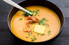 About this time last year, I posted a Blue Crab and Chipotle Tabasco Bisque that quickly because one of my most-cooked soups (and this is coming from a guy who cooks a lot of soup). I've been…