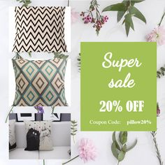 OhIwanna is dedicated to finding and providing lovely, cozy, affordable and high quality natural fiber pillows and pillow cases for your home. Home Lighting, Coupon Codes, Pillow Cases, Coding, Place Card Holders, House Design, Pillows, Interior Design, Home Decor