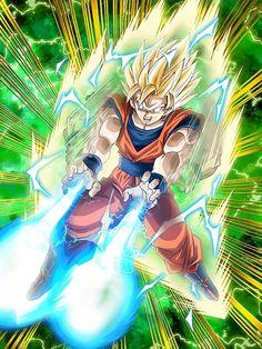 Ce Goku donne ki + 6 à Majin Vegeta et ki + 4 à Xeno Trunks
