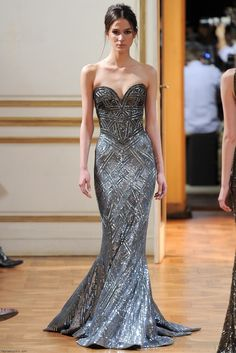 Runway (Zuhair Murad Fall/Winter 2013-2014 Haute Couture)
