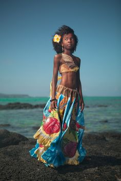 Traditional Sega Dress of Mauritius by Anish Kharkar on 500px