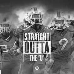 Miami Hurricanes University Football Utah Utes College Teams