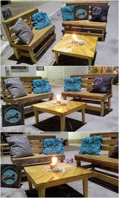 Pallet furniture set is another one of the most important equipment's within your living room areas. This accessory is perfect in order to give your house with the attention-grabbing look when it is placed in your living room. You can often favorably make it locate in outdoor areas of the house.