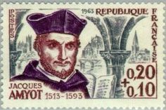Jacques Amyot (1513-1593)