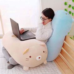 Dolls, Plush Toys, Long Pillows, Kawaii Room Decor, Birthday Gift, Cute Toy, Cute Plusy, Cut Doll Product name: cushion doll material: plush Product size approximately: 30 cm, 60 cm, 90 cm Hand-made and measured, with 3-5cm error #1. Cute emoji Cute and cute emoji, made of electric embroidery! #2. Comfortable fabric The surface is made of stretch velvet fabric, which is elastic to the touch, soft and comfortable! #3. Details of workmanship The edge wiring is neat and orderly, beautiful and gener Cute Pillows, Baby Pillows, Kawaii Bedroom, Bear Theme, Cute Room Decor, Cute Stuffed Animals, Cute Plush, Kawaii Cute, Kawaii Shop