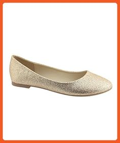 c8edb227f4f811 Bella Marie Women s Ballerina Flats Rounded Toe Slip On shoes  dana12
