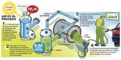 Naturales del Marqués: Biocombustibles a partir de algas