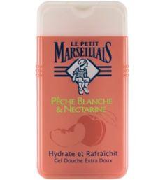 Le Petit Marseillais Extra Gentle Shower Gel - White Peach & Nectarine 250ml