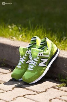 New Balance 574 'Yacht Pack' Green