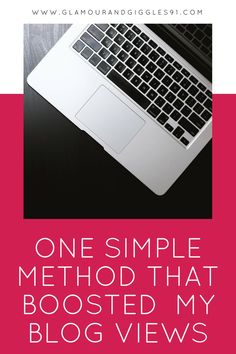 One Simple Method That Boosted My Blog Views