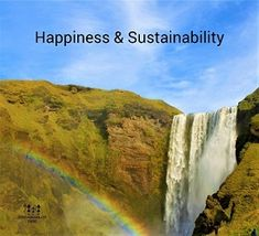 Pursuit of Sustainable Happiness #happiness #sustainability