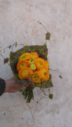 woman's day bouquet