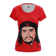 awesome Girls T-shirt Che Guevara Revolution Cuba  Pop Art Merch
