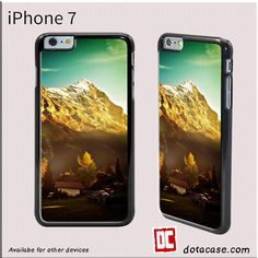 Vilage For Iphone 7 Case