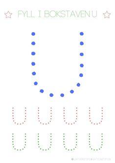 Lär dig skriva hela alfabetet med dessa färgglada bokstäver i färgerna röd, grön och blå – Lektionstips Tracing Letters, Cool Kids, Diagram, Lettering, Teaching, Inspiration, Alphabet, Activities, Kids Learning