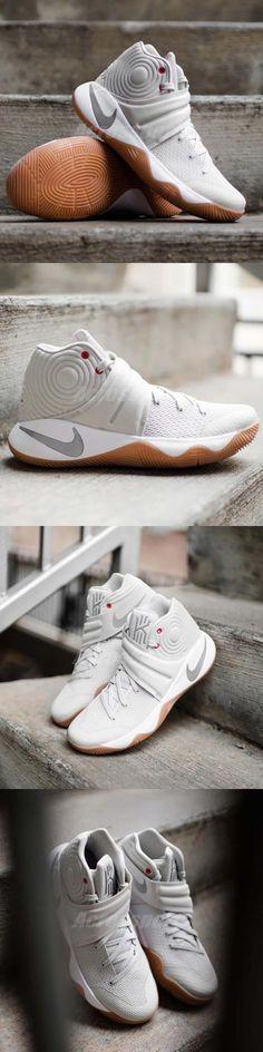 Basketball: Nike Kyrie 2 EP II Irving Summer Pack Light Bone Men Basketball Shoes 852399-001 BUY IT NOW ONLY: $119.99 #priceabateBasketball OR #priceabate