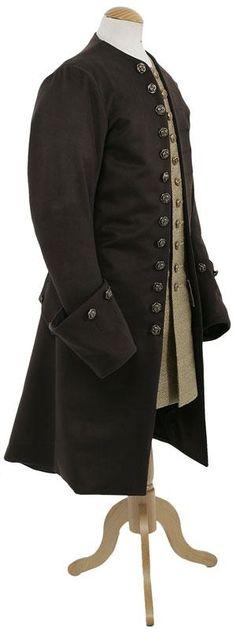 pirate long coat