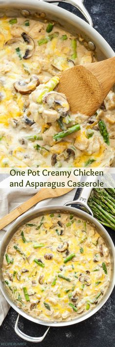 One Pot Creamy Chick