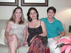 Essa cunhada é uma Jóia Rara e sobrinhos lindos,  Gabi e Felipe!