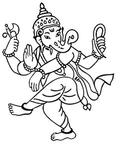 find this pin and more on every family party 2012 lord ganesha diwali coloring pages