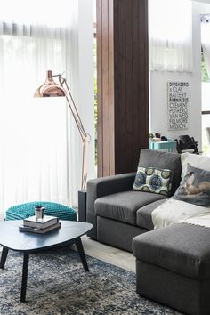 """House Tour: A """"Flea Market Chic"""" House in the Philippines 