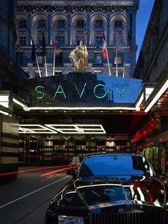London's Savoy