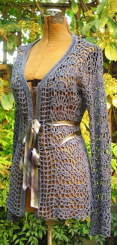 Go For Baroque by stitchdivaCROCHET AND KNIT INSPIRATION: http://pinterest.com/gigibrazil/crochet-and-knitting-lovers/ ...