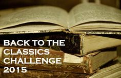 Yet another reading challenge! I love classics–I burned through quite a few last year, sadly, so I can't read them for this challenge. It's good that there are so many from which to chose! You can get all of … Continue reading →