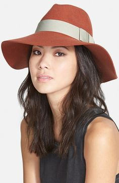 Brixton 'Piper' Floppy Wool Hat available at #Nordstrom