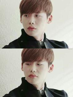 ❤❤ 이종석 Lee Jong Suk || one beautiful face ♡♡ that lips..