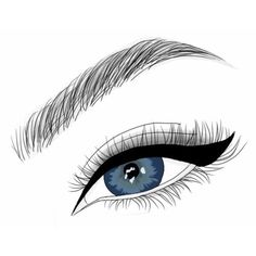 New eye logo drawing illustrations Ideas Eyebrow Embroidery, Makeup Illustration, Eyes Artwork, Eye Logo, Brow Artist, Tumblr Art, Eye Art, Permanent Makeup, Cool Eyes