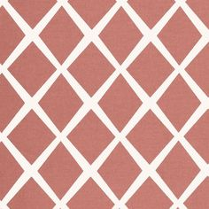 Serena & Lily Diamond Fabric – Coral ($50) ❤ liked on Polyvore featuring home, home improvement, fabric, backgrounds, patterns and - backgrounds