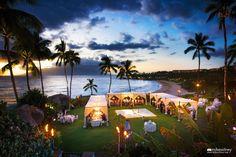 Four Seasons Resort Maui Wedding Location Mikesidney