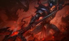 Dragonslayer Xin Zhao - League of legends league of legends champions