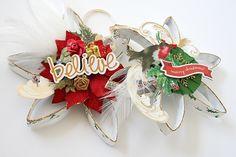 Christmas ornaments - Scrapbook.com