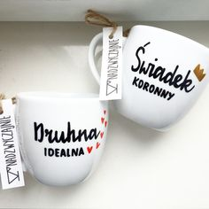 Check out our mugs selection for the very best in unique or custom, handmade pieces from our shops. Dream Wedding, Wedding Day, Rustic Wedding, Wedding Gifts, Diy And Crafts, Wedding Planning, Wedding Decorations, Wedding Inspiration, Romantic