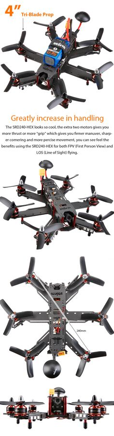 Storm Racing Drone (RTF / SRD240-HEX / CleanFlight) http://www.helipal.com/storm-racing-drone-rtf-srd240-hex-cleanflight.html
