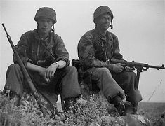 Image result for ww2 soldiers having fun