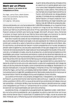 Publicado en «Le Monde Diplomatique» Nº 189 (marzo de 2015).