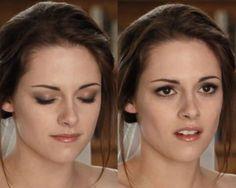 Bella Swan Wedding   bella-swan-breaking-dawn-wedding-makeup-tutorial