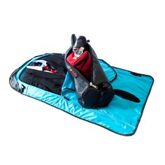 Wingman Blue and Gym Bag